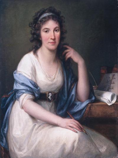Ellis Cornelia Knight, 1793-Angelica Kauffmann-Giclee Print