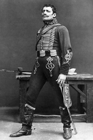 Lewis Waller (1860-191), English Actor and Theatre Manager, Early 20th Century