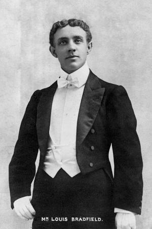 Louis Bradfield, 1903