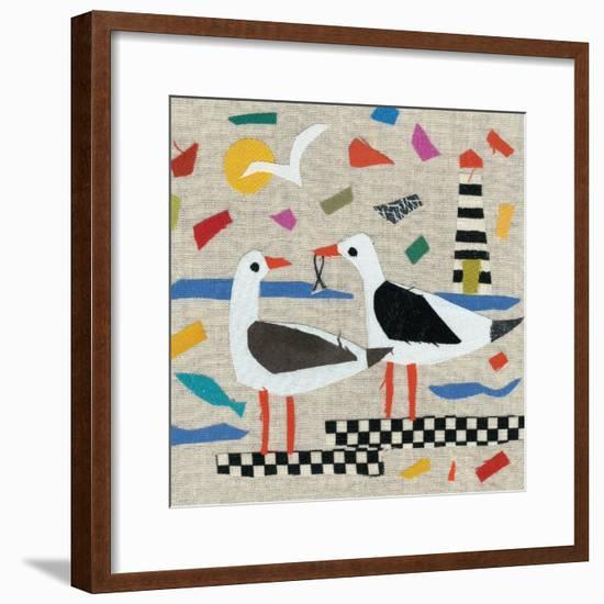'Ello Darlin'-Jenny Frean-Framed Giclee Print