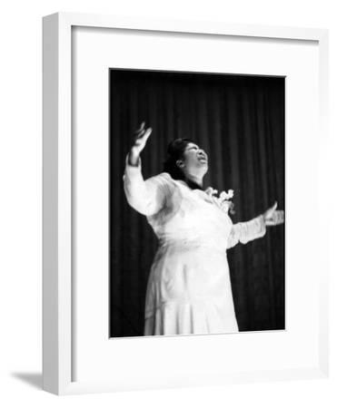 Mahalia Jackson - 1960