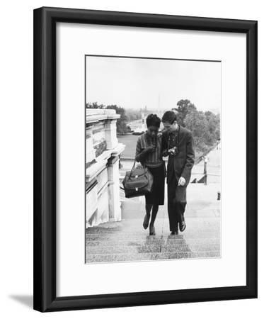 Nina Simone and Don Ross