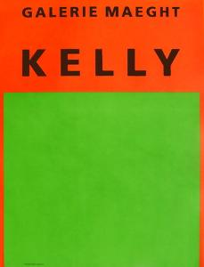Galerie Maeght, 1964 by Ellsworth Kelly