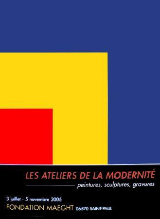 Red, Yellow, Blue, c.1963