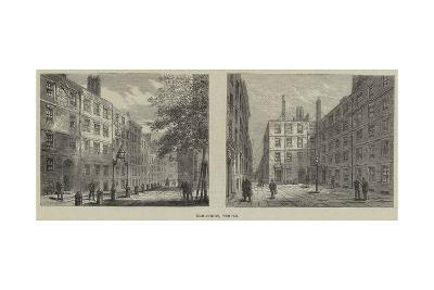 Elm-Court, Temple--Giclee Print