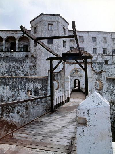 Elmina Castle Was Built by the Portuguese in 1482 and Used by Them and Later by Dutch and English…--Giclee Print