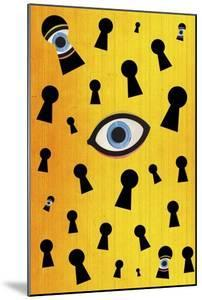 They Are Watching by Elo Marc
