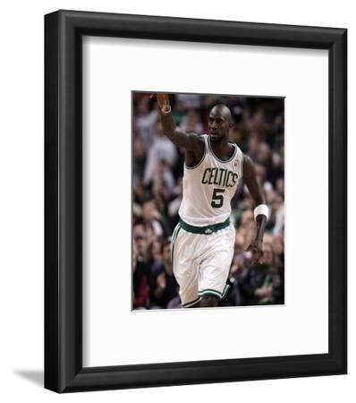 Atlanta Hawks v Boston Celtics: Kevin Garnett
