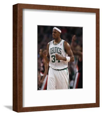 Portland Trail Blazers v Boston Celtics: Paul Pierce
