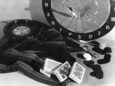 Indoor Games by Elsie Collins