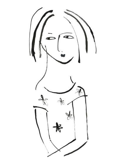 Elsie-Clara Wells-Giclee Print