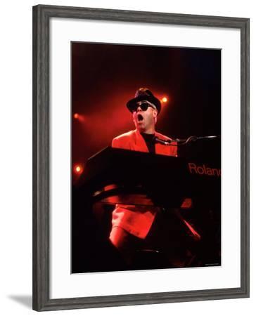 Elton John--Framed Premium Photographic Print