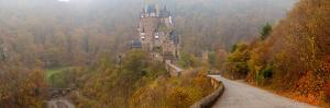 Eltz Castle in Autumn, Rhineland-Palatinate, Germany