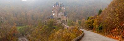 Eltz Castle in Autumn, Rhineland-Palatinate, Germany--Photographic Print