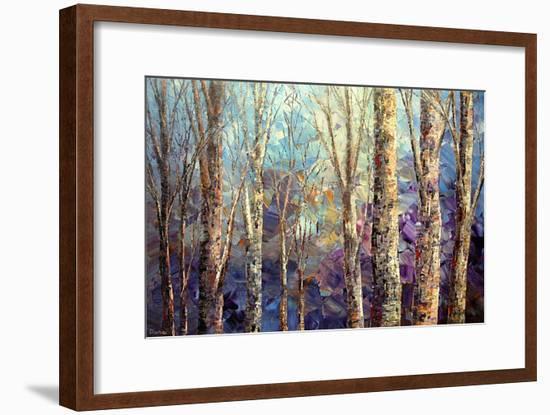 Elven Kingdom-Tatiana Iliina-Framed Art Print
