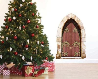 Elves Door