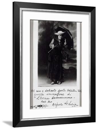 Elvira Donnarumma--Framed Giclee Print