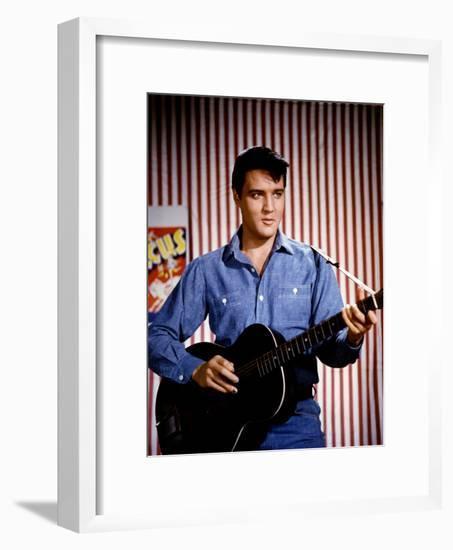 Elvis Presley 1964--Framed Photo
