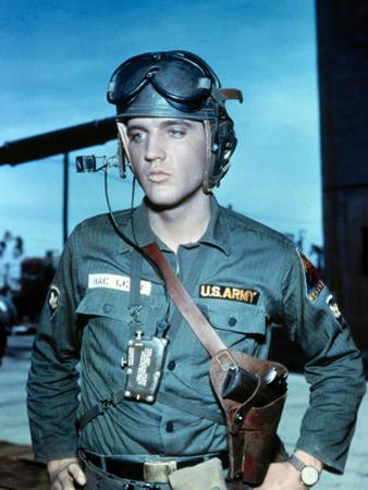 "Elvis Presley. ""G. I. Blues"" [1960], Directed by Norman Taurog."