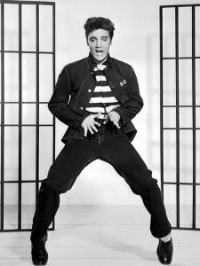 """Elvis Presley. """"Jailhouse Rock"""" 1957, Directed by Richard Thorpe"""