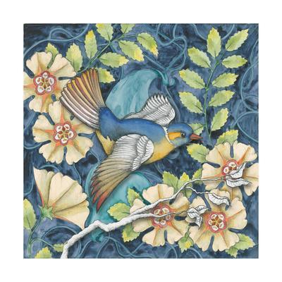 Arts and Crafts Bird III