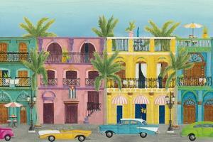 Havana I by Elyse DeNeige