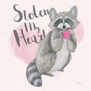 My Furry Valentine I Sq by Elyse DeNeige