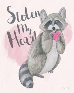 My Furry Valentine I by Elyse DeNeige