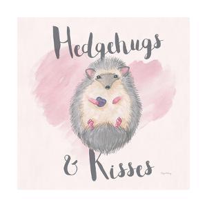 My Furry Valentine III Sq by Elyse DeNeige