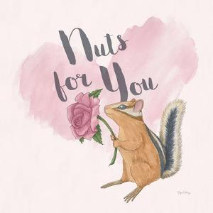 My Furry Valentine IV Sq by Elyse DeNeige