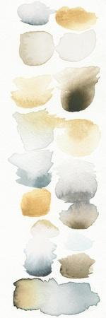 Watercolor Swatch Panel Neutral II