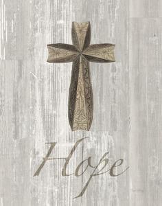 Words for Worship Hope on Wood by Elyse DeNeige