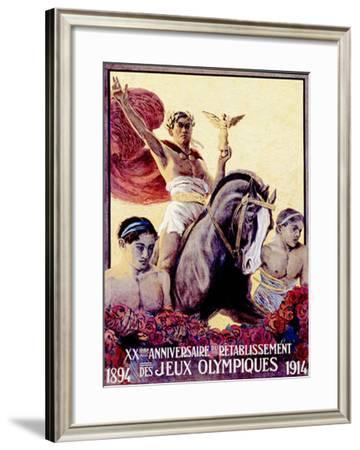Young Olympic Games, c.1914
