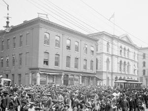 Emancipation Day, Richmond, VA