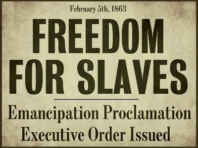 Emancipation--Giclee Print