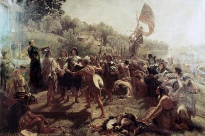 Founding of the Colony of Maryland