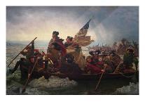 Washington Crossing the Delaware, 1851-Emanuel Leutze-Giclee Print