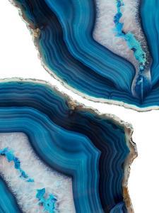 Blue Agate by Emanuela Carratoni