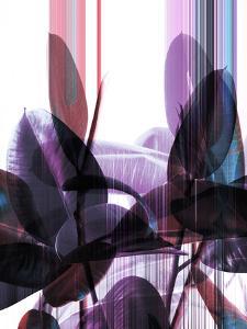 Glitches On Greenery by Emanuela Carratoni