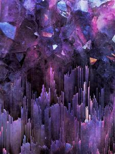 Ultraviolet Crystals by Emanuela Carratoni