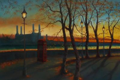 Embankment, 2011-Lee Campbell-Giclee Print