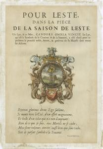Embellished Bookplate VI