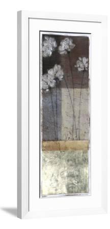 Embellished Raku Blossoms I