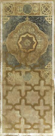 Embellished Tapestry I