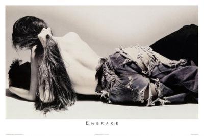 Embrace--Art Print