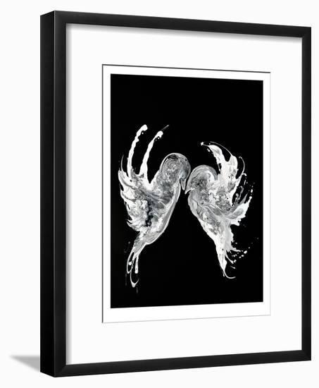 Embrace-Destiny Womack-Framed Art Print