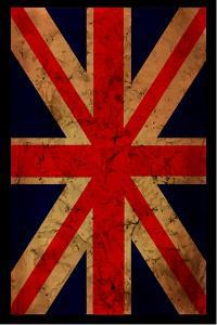 England Grunge Flag. an England Grunge Flag for A Background of A Poster. by emeget