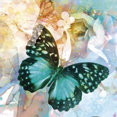 Emerald Butterfly II-Ingrid Van Den Brand-Giclee Print