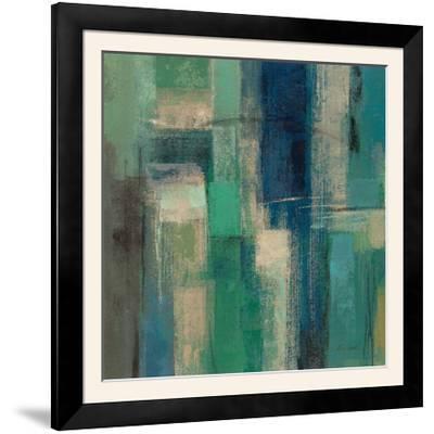 Emerald Fields Square I-Silvia Vassileva-Framed Photographic Print