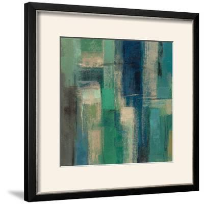 Emerald Fields Square I-Silvia Vassileva-Framed Photographic Print